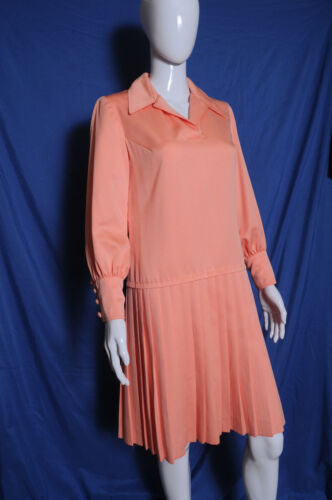 Vintage '60s Norman Wiatt California Peach drop wa