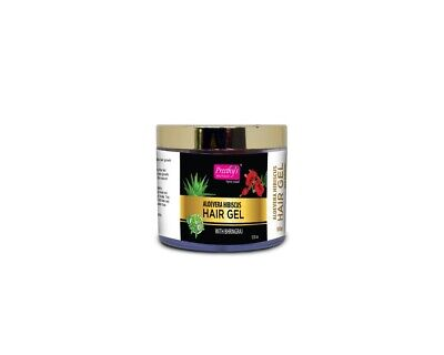 Hair Gel Aloe Vera Gel Hibiscus And Bhringaraj Extracts 100 Natural 7101363202933 Ebay