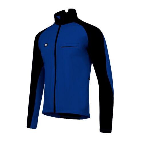 D2D Men/'s Cryoshield Aero Softshell Winter Cycling Jacket Windproof//Rainproof