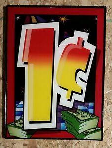 1 cent casino slots