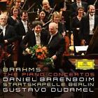 The Piano Concertos von Daniel Barenboim,Gustavo Dudamel,SB (2015)