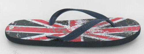 blanc A0032 idéal pour tous les jours rouge Homme Union Jack en bleu marine beach wear
