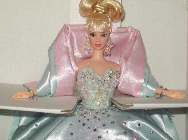 1997 miles de millones de Sueños Barbie w shipper NRFB MIB