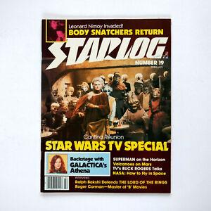 1979-O-039-Quinn-Studios-034-STARLOG-MAGAZINE-034-19-STAR-WARS-TV-SPECIAL-COVER
