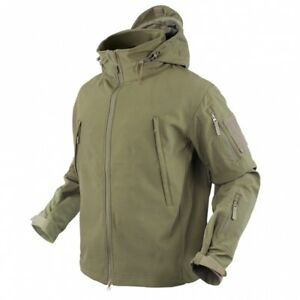 Condor Soft Coyote Summit Jacket Tan Shell qtwZtH