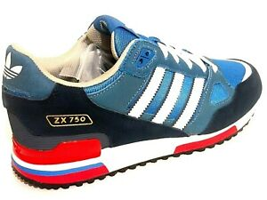 Details about Adidas ZX 750 Mens Shoes Trainers Uk Size 7 to 12 G96718