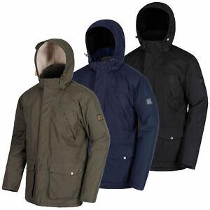 d3c6848d8 Image is loading Regatta-Perran-Mens-Waterproof-Insulated-Jacket