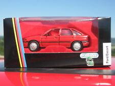 Ford Escort ´91 / Escort MK 5 1990-2000  Schabak 1:43 1090 / Vintage Toys / Guss