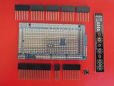 Genuino Arduino Shield MEGA 2560 R3 & ALLheaders.FADIPROTO 3.Protoboard.FADISHOP