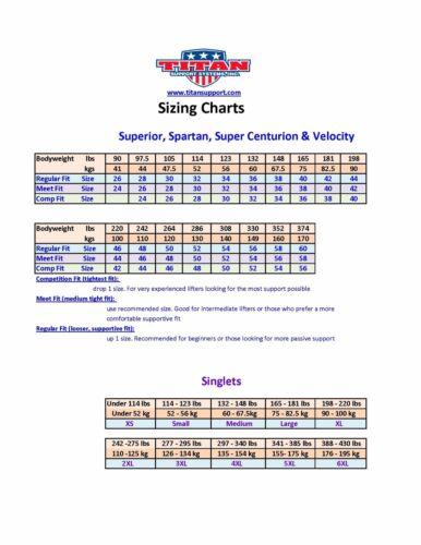 Titan Superior Squat Deadlift Powerlifting Briefs