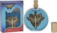 Dc Comics Wonder Woman Amazon Fragrance Spray 3.4 Fl Oz Gift Nisp
