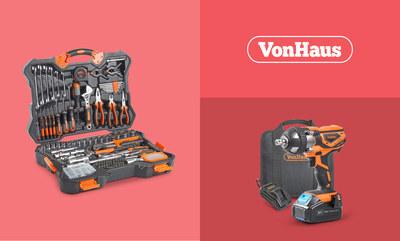 Save 10% on VonHaus Garage Tools