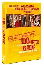 BURN AFTER READING (Deluxe Edt.) Brad Pitt, G.Clooney