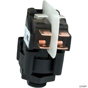 details about tecmark hot tub air switch tbs 317 latching 20amp dpdt ele09500180 tbs318 Dpdt Momentary Switch Diagram