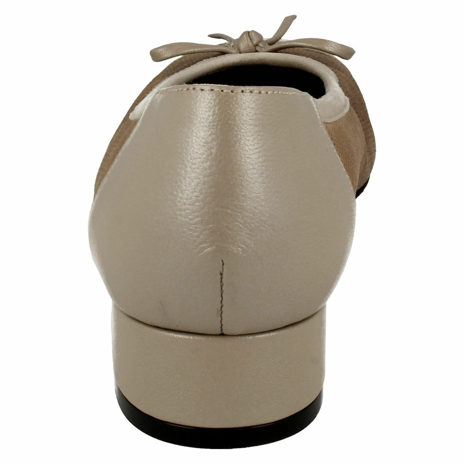 Damen Stein Perle Leder Slipper Blockabsatz 2 Equity Schuhe Morgendämmerung 2 Blockabsatz 31e23f