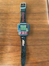 Rare Nintendo Starfox Video Game Watch - WoRks - Super Mario, Donkey Kong, Zelda