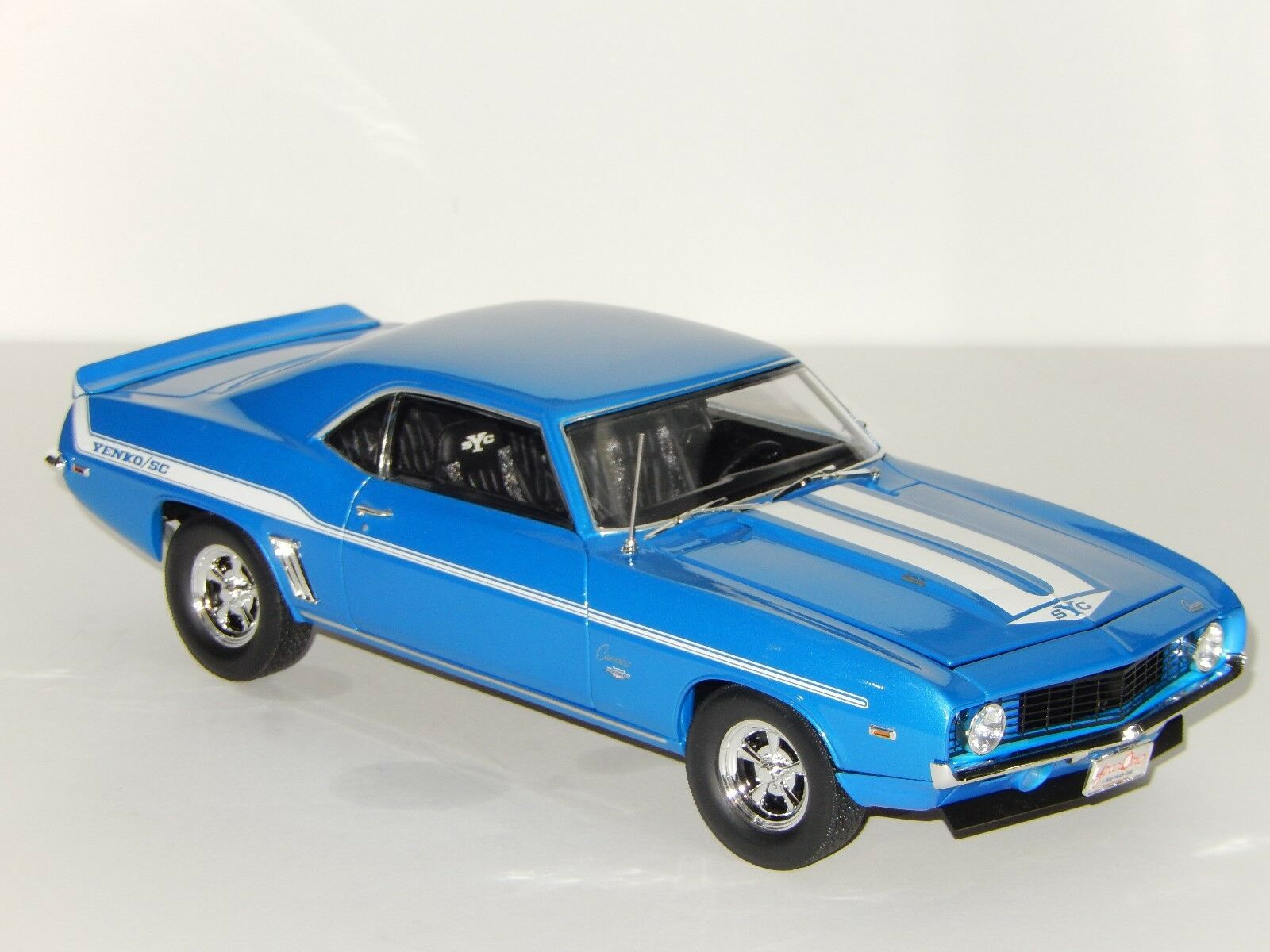 1 18 18 18 Scale Hwy-61 1969 Fast & Furious Chevrolet Yenko Camaro , Item HWY-18001 9c00b0
