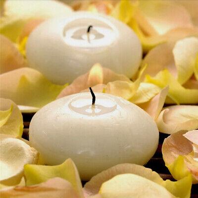 Stück schwimmende Kerzen Schwimmkerzen Deko für Hochzeit 4 Badewanne,Teich
