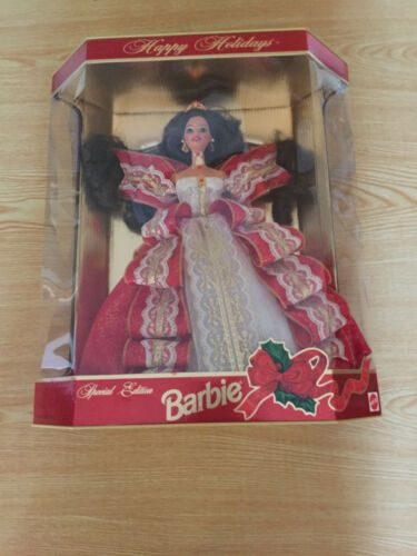 Happy Holidays Barbie 1997 Special Edition NEW