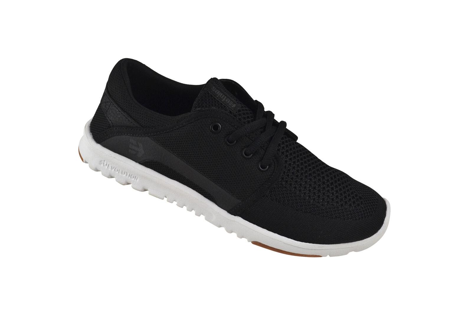 Etnies schwarz Scout YB black/white/gum Sneaker/Schuhe schwarz Etnies 4e981a