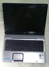 """HP Pavilion dv9000 Laptop 17"""" Working no hard drive or Power cable"""