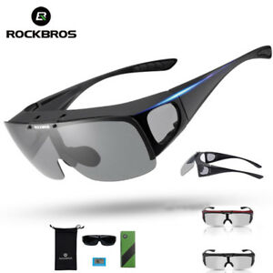 RockBros Cycling Fish Polarized Glasses Outdoor Sports Goggles Sunglasses