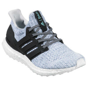 buy online 49101 2bcbd Details about ADIDAS WOMEN ULTRABOOST PARLEY RUNNING BLUE  SPIRIT/CARBON/WHITE STYLE BC0251