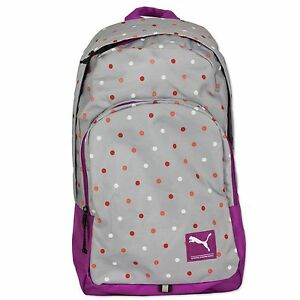 Image is loading Puma-Academy-Backpacl-Bag-Outdoor-School-Backpack-Bag- cd08f876099f1