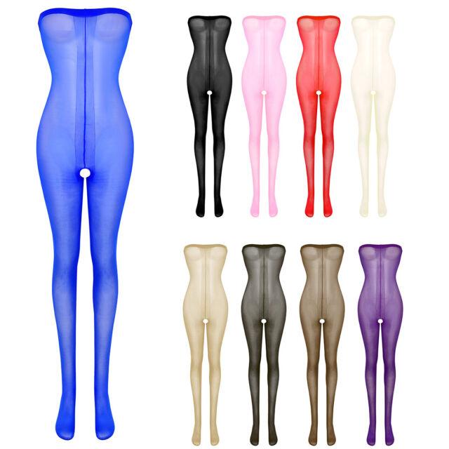 Ladies//Womens Skeleton Over the Knee Socks on Nude