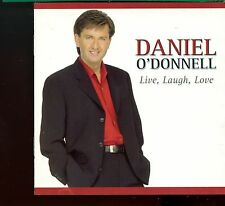 Daniel O'Donnell / Live, Laugh, Love