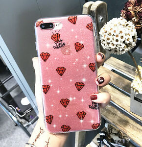 Luxury Bling Glitter Hard Shockproof Phone Case Cover For iPhone 5 6 6s 7 Plus - London, United Kingdom - Luxury Bling Glitter Hard Shockproof Phone Case Cover For iPhone 5 6 6s 7 Plus - London, United Kingdom