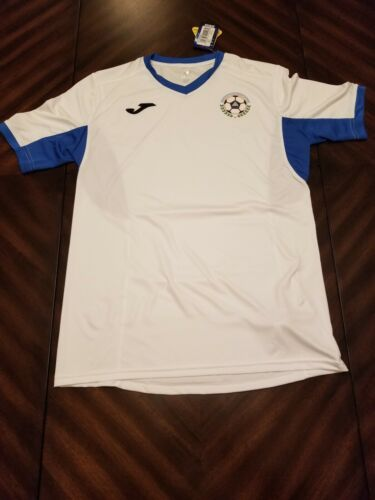 Joma Nicaragua 2019 soccer jersey - Home white