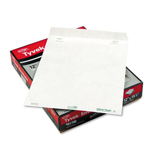 Survivor Tyvek Mailer 12 x 15 1//2 White 100//Box R1790