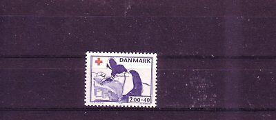 Ehrgeizig Dänemark Michelnummer 768 Postfrisch Hindernis Entfernen europa:8751