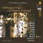 Die Norddeutsche Orgelkunst, Vol. 2: Stellwagen-Orgel zu St. Marien Stralsund (CD, May-2011, MDG)