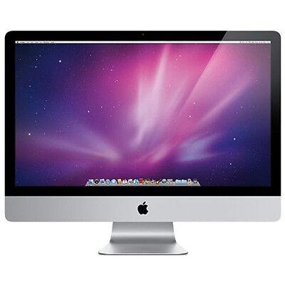 """Apple iMac 27"""" MC511D/A Mid 2010 - Intel Core i5 - 2,8 GHz 240 GB SSD 32 GB RAM"""