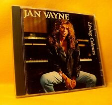 CD Jan Vayne Living Colours 15TR 1992 Pop, Classical RARE !