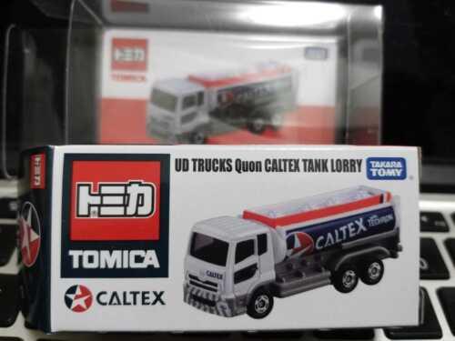 Takara Tomy Tomica UD Trucks Quon Caltex Tank Lorry Limited edition