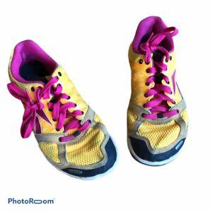 Reebok Crossfit Nano 2.0 Youth Girls Cross Training Shoes Size 4 Orange  Pink | eBay