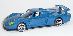 Kult-3-Stueck-Modellauto-aus-Top-Gear-Maserati-MC12-blau-1-64-STIG-POWER-SERIES