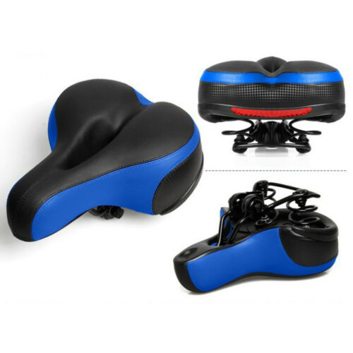 Mountain Bike Saddle Shock Absorbing MTB Cycling Seat Bicycle Pad Accessories