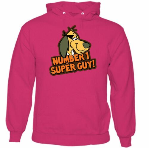 Details about  /Hong Kong Phooey No 1 Super Guy Mens Funny Hoodie MMA Gym Martial Arts Top