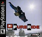 MTV Sports: Pure Ride (Sony PlayStation 1, 2000)