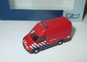 Rietze-16170-Iveco-Daily-Brandweer-B-1-160-Neuf-Scelle