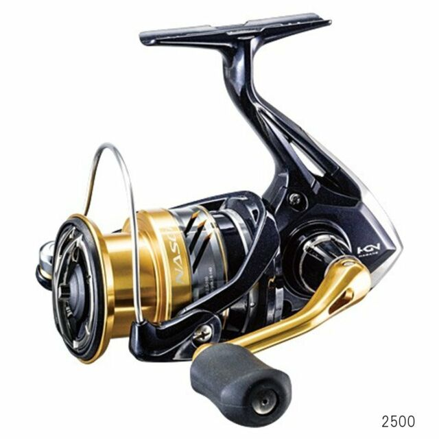 Shimano Spinning Reels 16 NASCI 2500 from japan【Brand New in Box 】