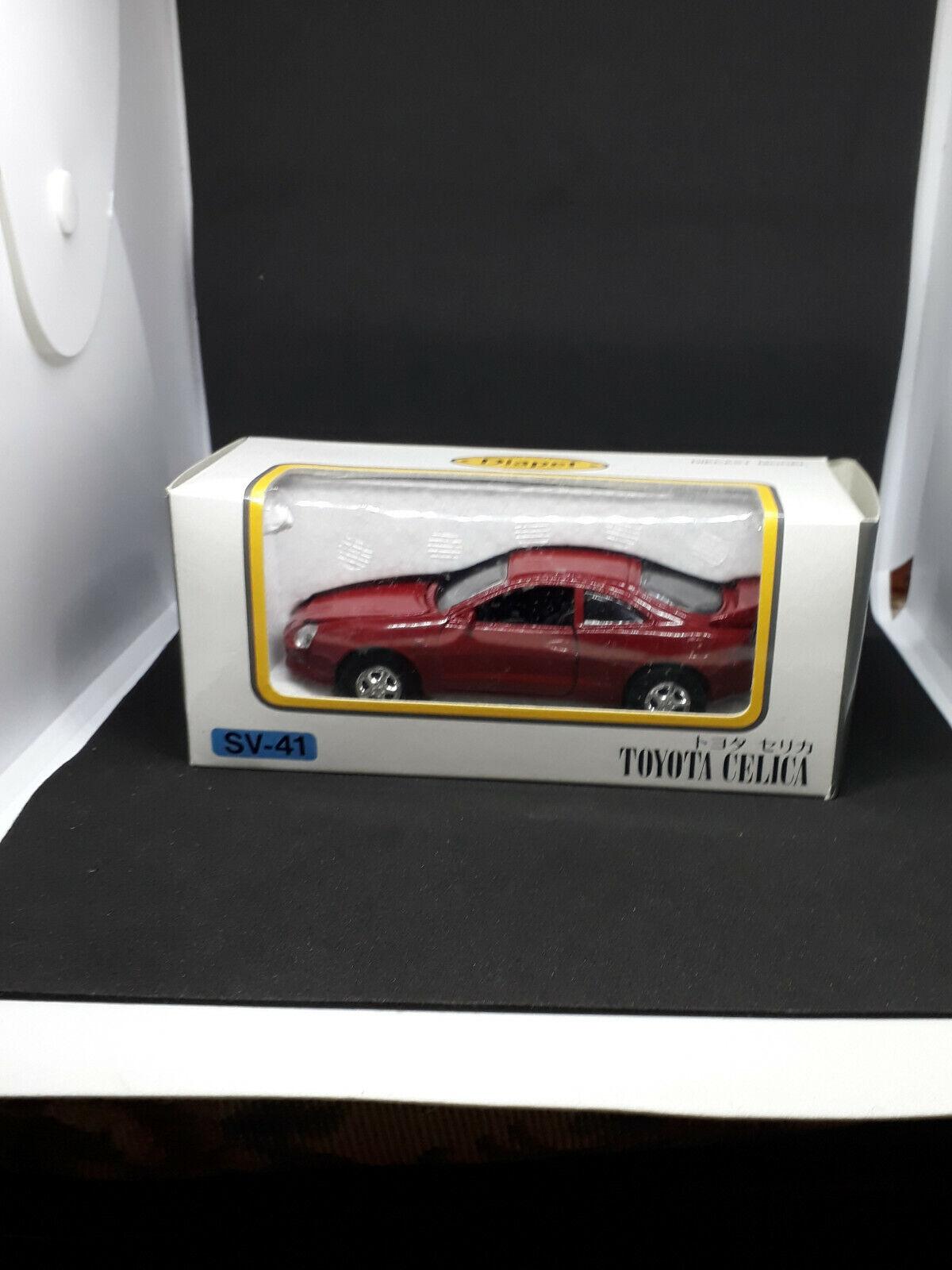 Toyota Celica Red 1 40 Yonezawa Diapet SV-41 NEW RARE
