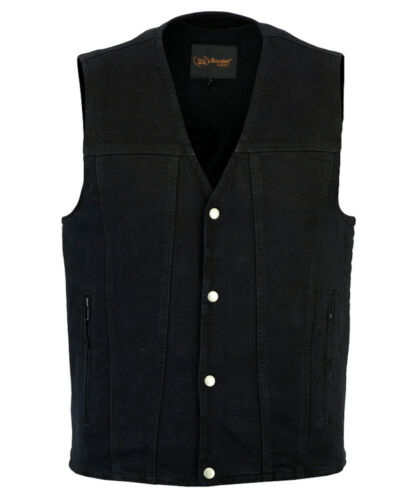 Denim Conceal Carry Herinneringspatch Vest W mia Pow rCtsQhd
