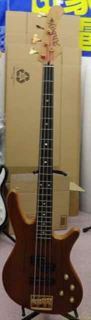 ANBOY Odyssey Bass 5076320 Electric Bass Perfect Packing From Japan