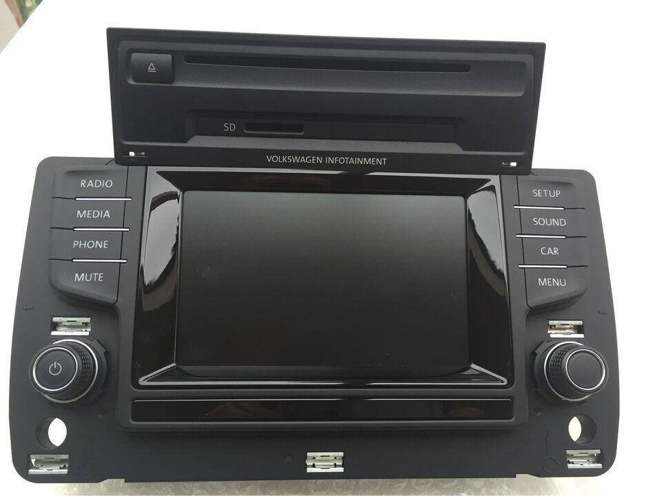 "Multimedia system, VW Original Composition Media 6.5"""