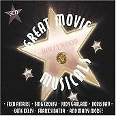 1 of 1 - Great Movie Musicals, Various Artists, Good Used CD Soundtrack, Box set